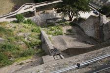 вид со стены монастыря