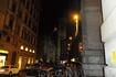Ночная прогулка по нашей улице Виа дей Банчи.