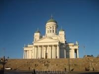 собор Александра Невского в Хельсинках