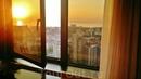 Вот такой мы встречали рассвет с видом на Лиссабон каждое утро из нашего отеля Altis Park 4*, из 18 этажа нашего номера