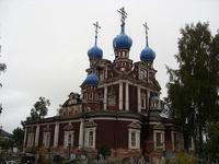 Церковь Иконы Божией Матери Казанская в Устюжне