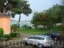 На второй день пребывания зарядил дождь как из ведра (и это-то после наших Питерских дождей, ведь мы поехали как раз от них спасаться)...