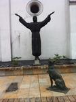 в колумбии очень много монументов, связанных с религией
