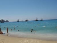 Пляж Клеопатры 3