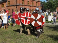 Древние викинги
