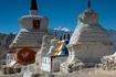 Ступы в монастыре Фьянг, Западный Тибет