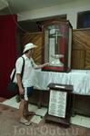 В Баракоа хранится одна из главных реликвий Америки – крест &quotКрус-де-ла-Парра&quot. Он является единственным дошедшим до наших дней из 29 крестов, которые установил на вновь открытых землях Адмира
