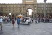 Площадь Республики,триумфальная  арка по центру является главной частью  ансамбля  площади.
