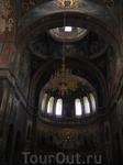 Новоафонский мужской монастырь. Внутреннее убранство