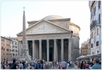 Пантео́н— «храм всех богов» ,расположен на площади Пьяцца-делла-Ротонда (Piazza della Rotonda).