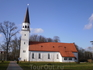 Сигулдская лютеранская церковь Святого Бертольда была построена в 1225 году послом Папа Римского, призванным в Сигулду для разрешения споров между Рижским ...