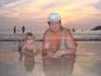 бухта Ката рядом внучка и нам очень хорошо