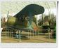 Истребитель ДИ-6 (СССР). Полноразмерная копия истребителя, который входил в состав 6 штурмового авиаполка Ленинградского фронта (1941 год).