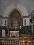 Внутри церкви св. Петра.