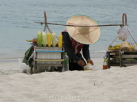 Самуи. кукурузу жарят на пляже, не варят. очень вкусно)))))))