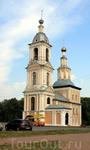 Церковь Иконы Божей Матери Казанской.
