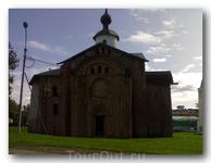 Церквей в Великом Новгороде очень много!