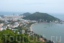 Вунг Тау, морской порт.