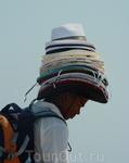 Продавец шляп!