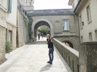 В верх к вершинам Сан-Марино