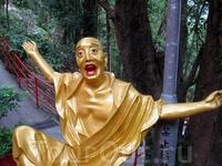 Жизнерадостный Будда.