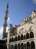 Масштабы Голубой мечети поражают. Вот только что получилось снять с близкого расстояния.