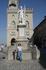 Сан-Марино. Статуя Свободы  и правительственный дворец.Город основан в 301 году каменотесом Марино, беженцем из  Долматии,это нынешняя  Хорватия.Он  бежал ...