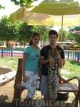 Китай, Далянь. зоопарк. очень жалко тигренка