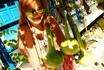 забавно, но кабачки греки выращивают на шпалерах