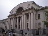 Улица Баумана. Здание Государственного банка.