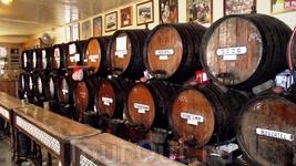 Malaga - старейшая Bodega с прекрасным вином