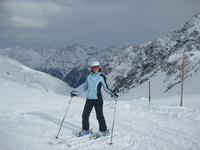 На спуске с Ледника