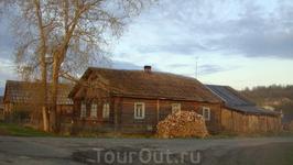 Деревня Святнаволок