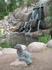 """Водопад и """"животный мир"""" парка Сапокка"""