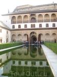 Альгамбра. Дворец султана