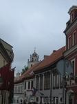 В Старом городе.