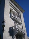 балкончик в типично итальянском стиле