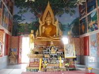 Будда в Боте, вход обычно в Бот с восточной стороны.