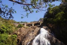 Водопад Дудхсагар