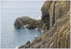 Обрывистый берег в Чинкве-Терре