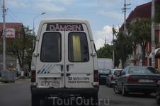 Оригинальный способ перевозки автомобилей
