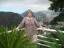 На смотровой площадке горы Урка