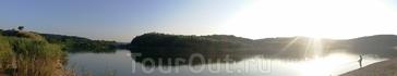панорама Синеморец