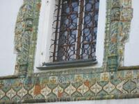 Окно на церкви Евфимия