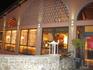 Наш отель в горах во Флоренции.