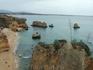 Пляж в Лагуше
