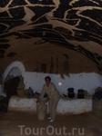 в берберском жилище