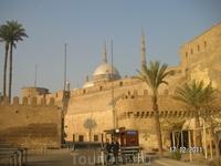 цитадель Салах Аль Дина (говорят и пишут также Салах Эд Дина, Саладина)