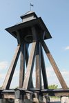 Колокольная башня около Уппсальского Замка