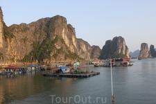 плавучие деревни